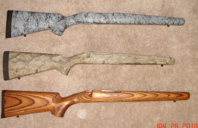 4 REMINGTON 700 BOLT ACTION RIFLES and SEVEN
